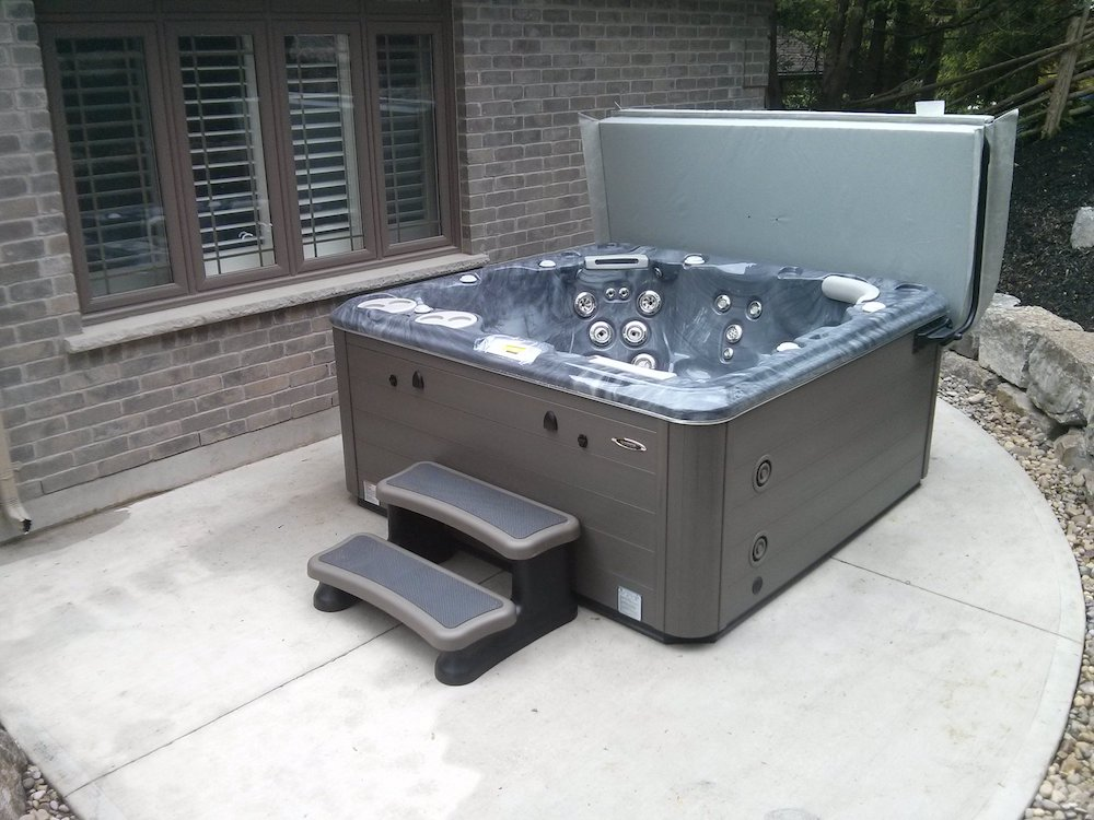 Hydropool Hot Tubs Fresh And Salt Water Spas