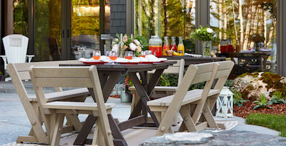 Canadian Made Patio Furniture Harvest Collection