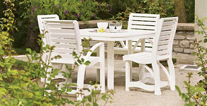 Canadian Made Patio Furniture St. Tropez Collection