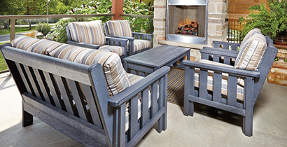 Canadian Made Patio Furniture Stratford Collection