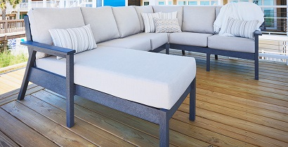 Canadian Made Patio Furniture Tofino Collection